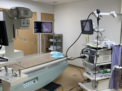 胃・大腸内視鏡システムおよびレントゲン装置